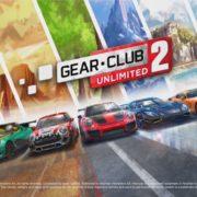 『Gear.Club Unlimited 2』がSwitch向けとして2018年末に発売決定!