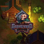 PS4&Switch版『Graveyard Keeper』がPEGIによって評価される!墓場を管理するシミュレーションゲーム