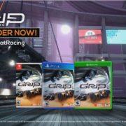 超高速な3Dレースゲーム『GRIP』の海外配信日が2018年11月6日に開始!
