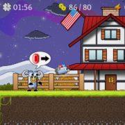 Switch用ソフト『Kentucky Robo Chicken』が海外向けとして2018年9月6日に配信決定!レトロスタイルのアクションゲーム