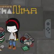Switch版『MechaNika』が海外向けとして発売決定!この世界にうんざりした7歳の少女Nikaちゃんを主人公としたポイント&クリックアドベンチャー