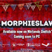 Switch版『モーフィーズ・ロウ』が8月20日より海外のeショップにて配信開始!国内でも後日リリース予定!