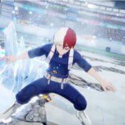 『僕のヒーローアカデミア One's Justice』のキャラクター切り替わりCM 轟焦凍編が公開!