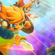 Switch版『Next Up Hero』の海外配信日が2018年8月16日に決定!ダンジョンクローラータイプのアクションRPG