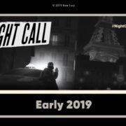 Switch版『Night Call』が海外向けとして2019年初頭に発売決定!パリを舞台にした推理ミステリーゲーム
