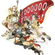 『オクトパストラベラー』の世界出荷+DL数が100万本を突破!発売から1か月も経たずに!