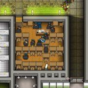Switch用ソフト『Prison Architect: Nintendo Switch Edition』が8月20日から配信開始!刑務所の建設&経営シミュレーションゲーム