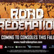 コンソール版『Road Redemption』の海外配信日が2018年秋に決定!バイオレンスな格闘バイクレースゲーム