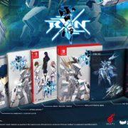 Switch用完全新作の縦スクロールSTG『RXN -雷神-』のパッケージ版が海外向けとして2018年9月に発売決定!