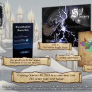 Nintendo Switch版『Salt and Sanctuary』のパッケージ版が北米で10月30日に発売決定!
