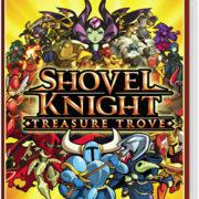 Switchパッケージ版『Shovel Knight: Treasure Trove』がGameStopにリストアップされる