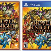 PS4&Switch版『Shovel Knight: Treasure Trove』のパッケージ版が海外向けとして2019年4月9日に発売決定!