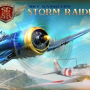 Switch用ソフト『Sky Gamblers: Storm Raiders』が2018年8月23日に配信決定!第二次世界大戦を舞台にしたフライトシューティングゲーム