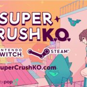 Switch&PC用ソフト『Super Crush KO』が2019年に海外で発売決定!スタイリッシュな格闘アクションゲーム