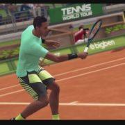 PS4&Switch用ソフト『テニス ワールドツアー』のゲームプレイトレーラーが公開!