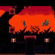 Switch版『The Messenger』の国内配信日が2018年8月30日に決定!往年の忍者ゲームを思わせるレトロスタイルの2Dアクションゲーム
