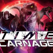 Switch版『Time Carnage』が海外向けとして2018年9月12日に配信決定!サバイバルシューティングゲーム