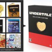 Switch版『UNDERTALE』の発売日が2018年9月15日に正式決定!コレクターズエディションの発売も決定!