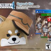 GameStopで『戦場のヴァルキュリア4』を予約すると「ラグナロクの帽子」が特典として付いてくる!