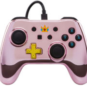 PowerAからマリオ&ゼルダ&メトロイドデザインの有線『Nintendo Switch: Chromeコントローラー』が海外向けとして発売決定!