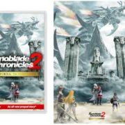 Nintendo UK Storeで「ゼノブレイド2 黄金の国イーラ」の予約が開始!特典はアートプリント