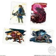 バンダイ キャンディから『ゼルダの伝説 ブレス オブ ザ ワイルド カードキャンディ』が2018年10月に発売決定!