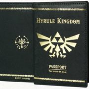 韓国で『ゼルダの伝説 ブレス オブ ザ ワイルド』を購入するとハイラル紋章入りの「パスポートケース」がもらえるキャンペーンが発表!
