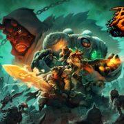 Switch版『Battle Chasers: Nightwar』が2018年10月4日に国内配信決定!90年代のアメコミ風RPG