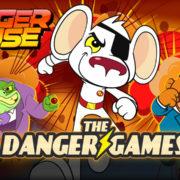 Switch版『Danger Mouse: The Danger Games』の海外配信日が9月13日に決定!海外アニメが原作のレースゲーム