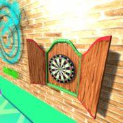 Switch用ソフト『Darts Up』が2018年9月20日より配信開始!シンプルなダーツゲーム
