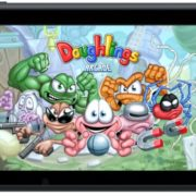Switch版『Doughlings: Arcade』の海外配信日が2018年9月13日に決定!アルカノイド風のブロック崩しゲーム