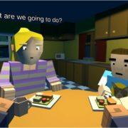 PS4&Switch&Xbox One&PC用ソフト『Family Man』が海外向けとして2019年に発売決定!一人称視点で進行するストーリー主導のRPG