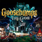 Switch版『Goosebumps The Game』の海外発売日が10月9日に決定!児童向けのホラー小説が原作のアドベンチャーゲーム