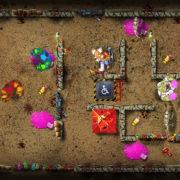 Switch版『Grandpa and the Zombies』の海外配信日が2018年9月12日に決定!ゾンビ地獄から抜け出すのをサポートするパズルアクション