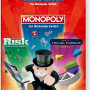 Switch版『Risk』と『Trivial Pursuit Live』が海外向けとして2018年10月30日に発売決定!米国の大手玩具メーカーHasbroのボードゲーム