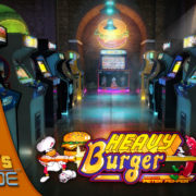 『Johnny Turbo's Arcade: Heavy Burger』が2018年10月25日に北米で配信決定!