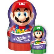 ドイツのお菓子メーカーMilkaが、「マリオ」をテーマにしたホリデーグッズやお菓子を発売!