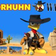 Switch版『モーアフーン ウォンテッド』の配信日が2018年9月27日に決定!西部劇風のガンアクション・シューティング