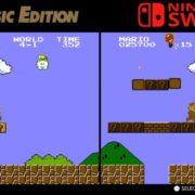 Nintendo Switch Online vs. NES Classic Editionのグラフィック比較動画が公開!