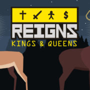 Switch版『Reigns: Kings & Queens』の海外配信日が2018年9月20日に決定!政治アドベンチャーゲーム
