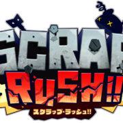 アクワイアの新作タイトル『SCRAP RUSH!』がNintendo Switch&Steam向けとして発売決定!