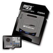セガハードがmicroSDHCカードに!「メガドライブ&セガサターン&ドリームキャスト」モデルのmicroSDHCカードが発売決定!