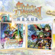 ニンテンドー3DS用ソフト『世界樹の迷宮X(クロス)』の限定版が海外で発売決定!