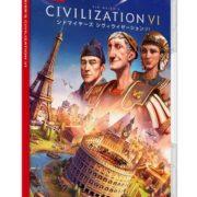 Switch版『シドマイヤーズ シヴィライゼーション VI』が国内向けとして2018年12月6日(DL版は11月16日)に発売決定!ターン制のストラテジーゲーム