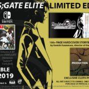 『STEINS;GATE ELITE』の北米での発売日が2019年2月19日に決定!