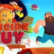 Switch用ソフト『Suicide Guy』が2018年9月13日から配信開始!夢の中の世界が舞台の探索型アクションパズルゲーム