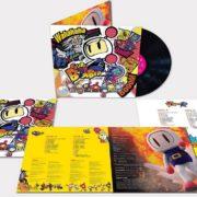 『スーパーボンバーマンR』のアナログレコードが海外で発売決定!