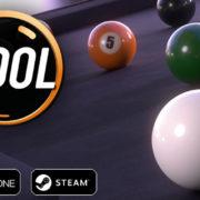 本格的なビリヤードゲーム『This Is Pool』がPS4&Xbox One&Switch&PC向けとして2019年初頭に海外発売決定!