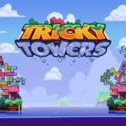 Switch版『Tricky Towers』の配信日が2018年10月11日に決定!テトリス風のパズルゲーム