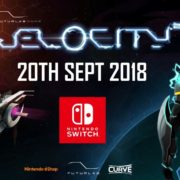 Switch版『Velocity 2X』が海外向けとして2018年9月20日に配信決定!2つのゲームプレイが融合したSFアクションシューティングゲーム